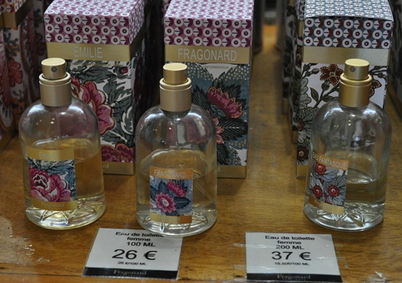 парфюмерия fragonard