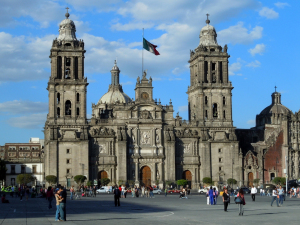Mexico-city-cathedral