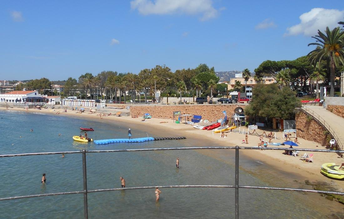 пляж Сан-Пол