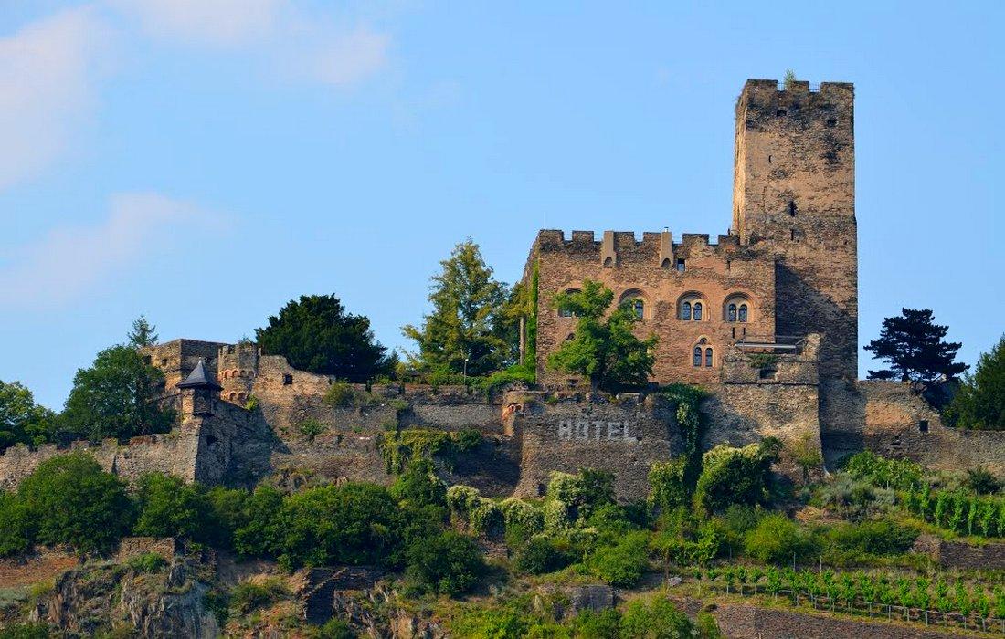 замок - Гутенфельз