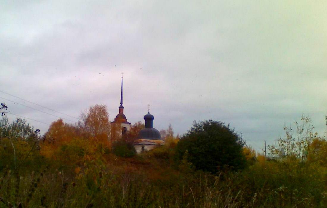 городище Великий Устюг