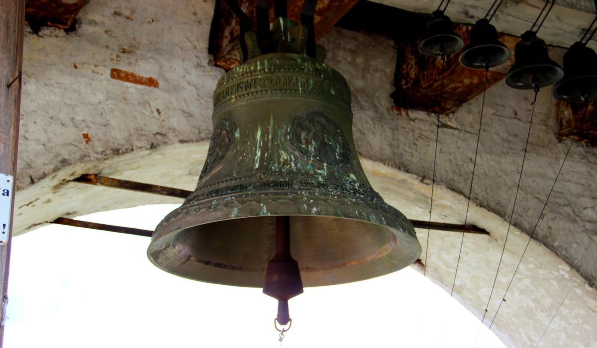колокола успенского собора