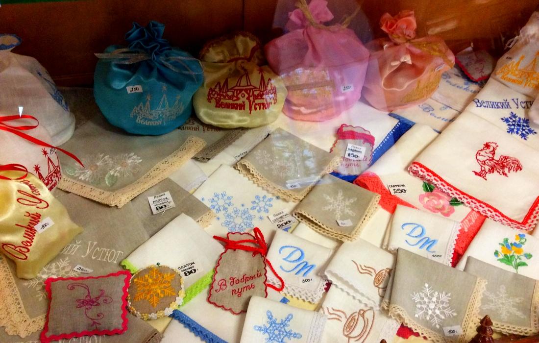 сувениры от деда мороза