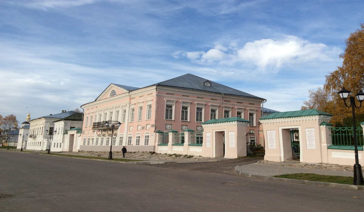 краеведческий музей великий устюг