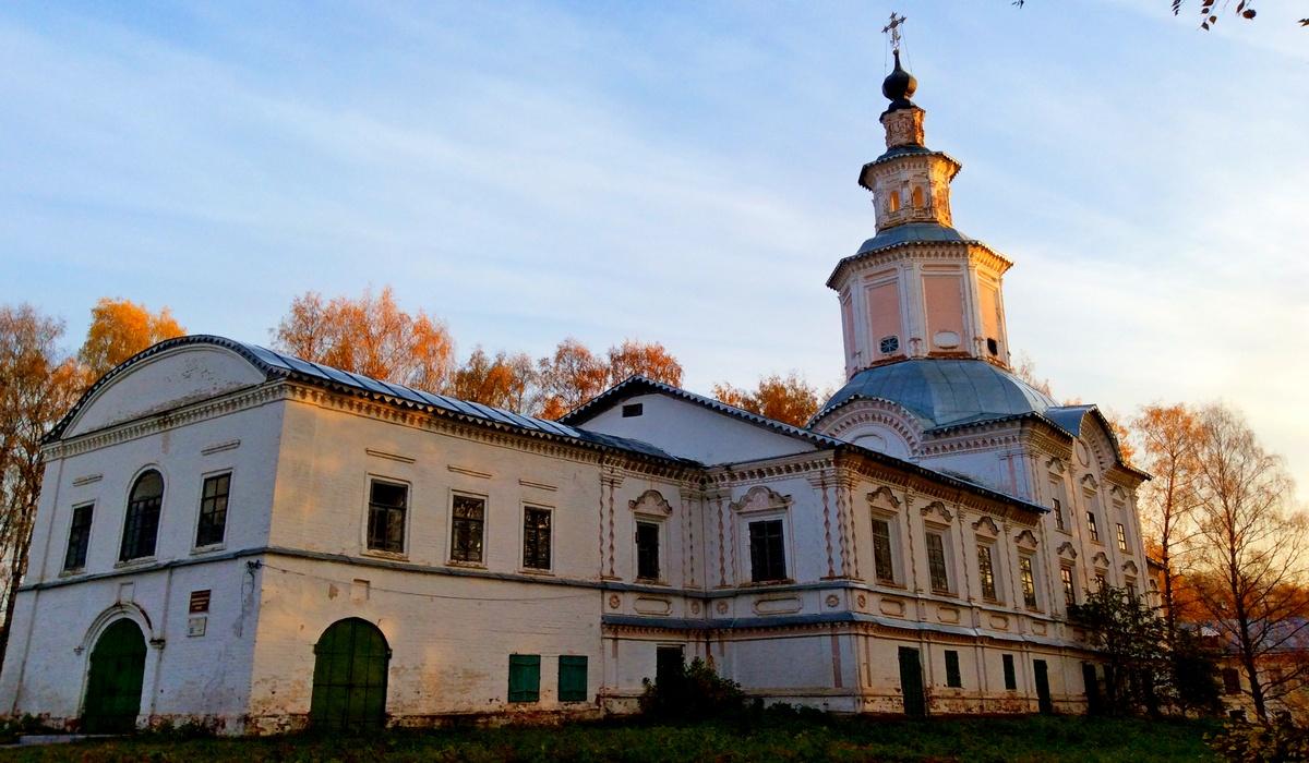 Сретенско-Преображенская церковь