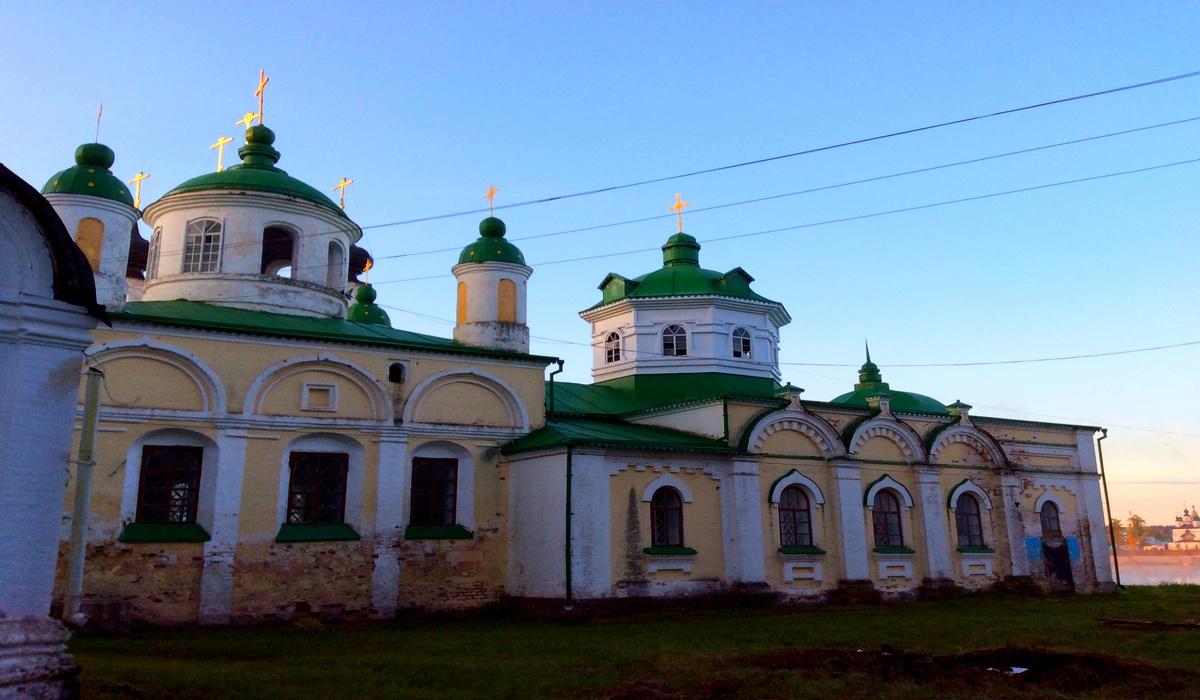 церковь Иоанна Праведного