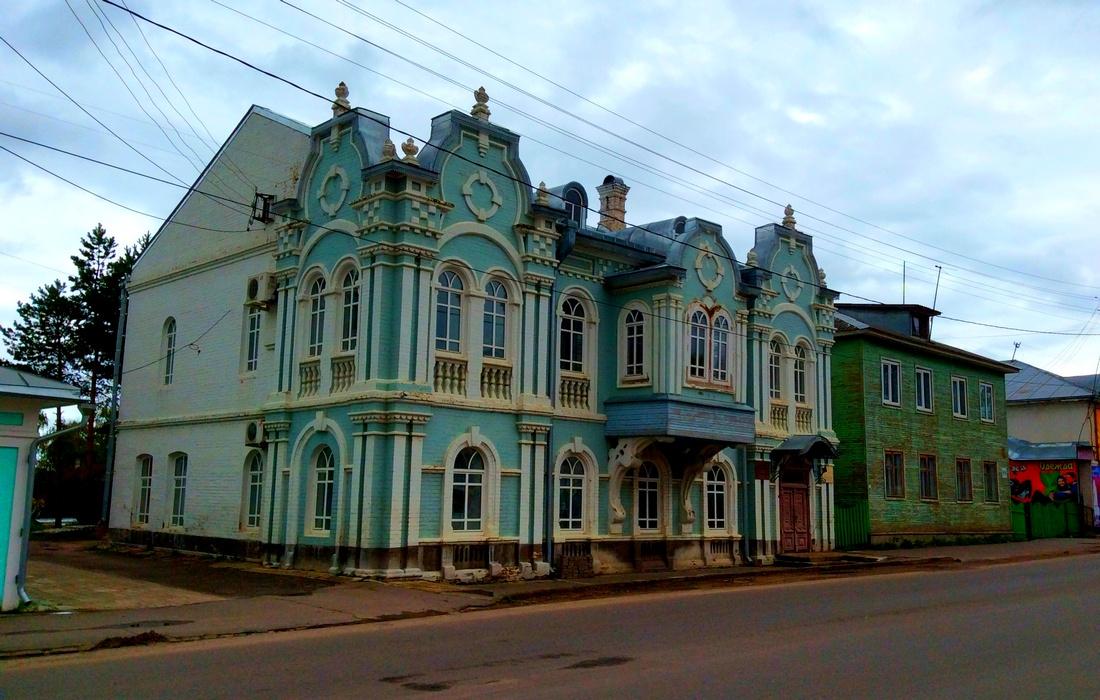 дом Кузнецова - Великий Устюг
