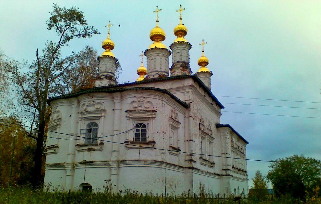 церквовь Жён-Мироносиц Великий Устюг