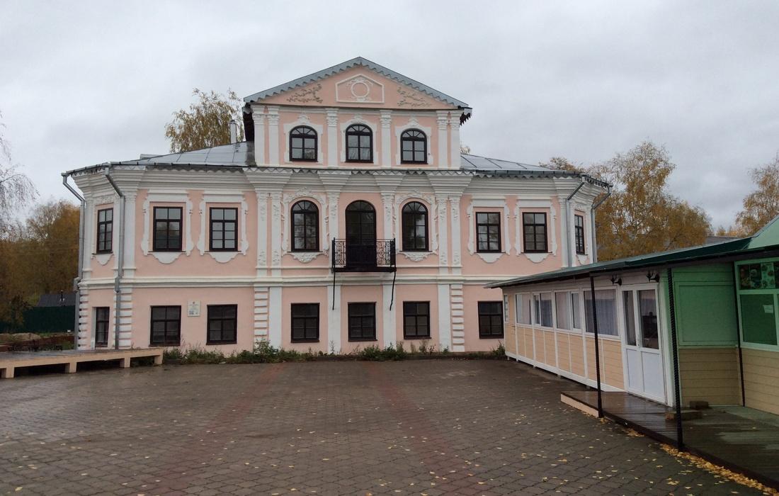 «Гостиный Двор» Великий Устюг