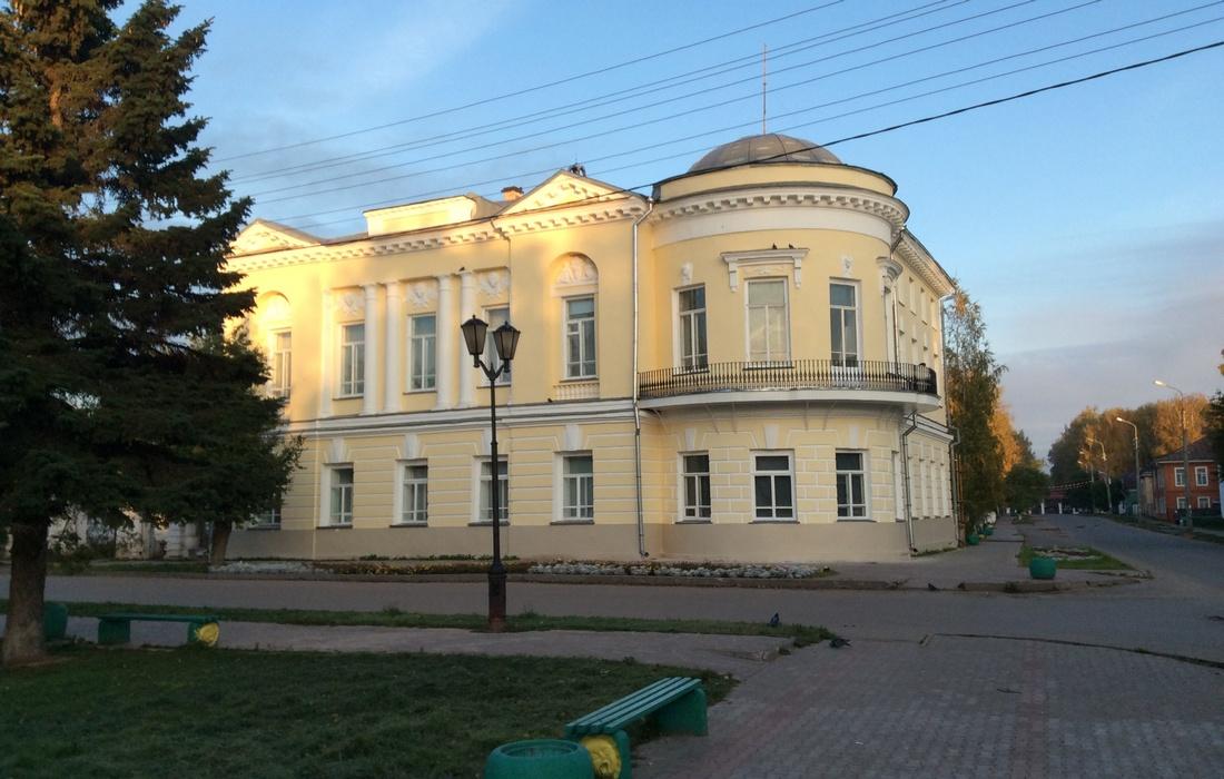 Детский музейный центр Великий Устюг