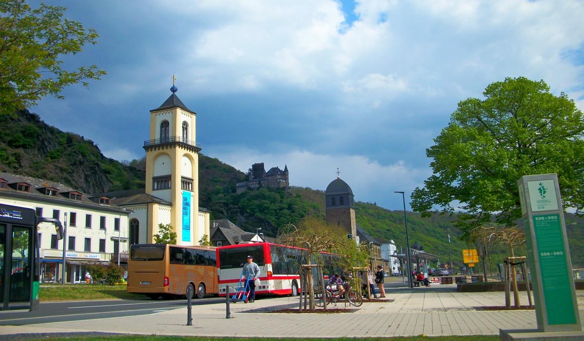 евангелистская церковь - город Санкт-Гоарсхаузен
