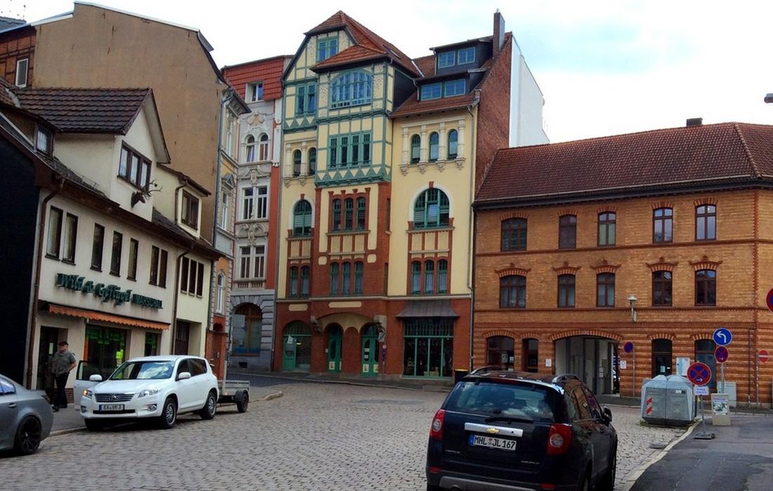Айзенах - Германия