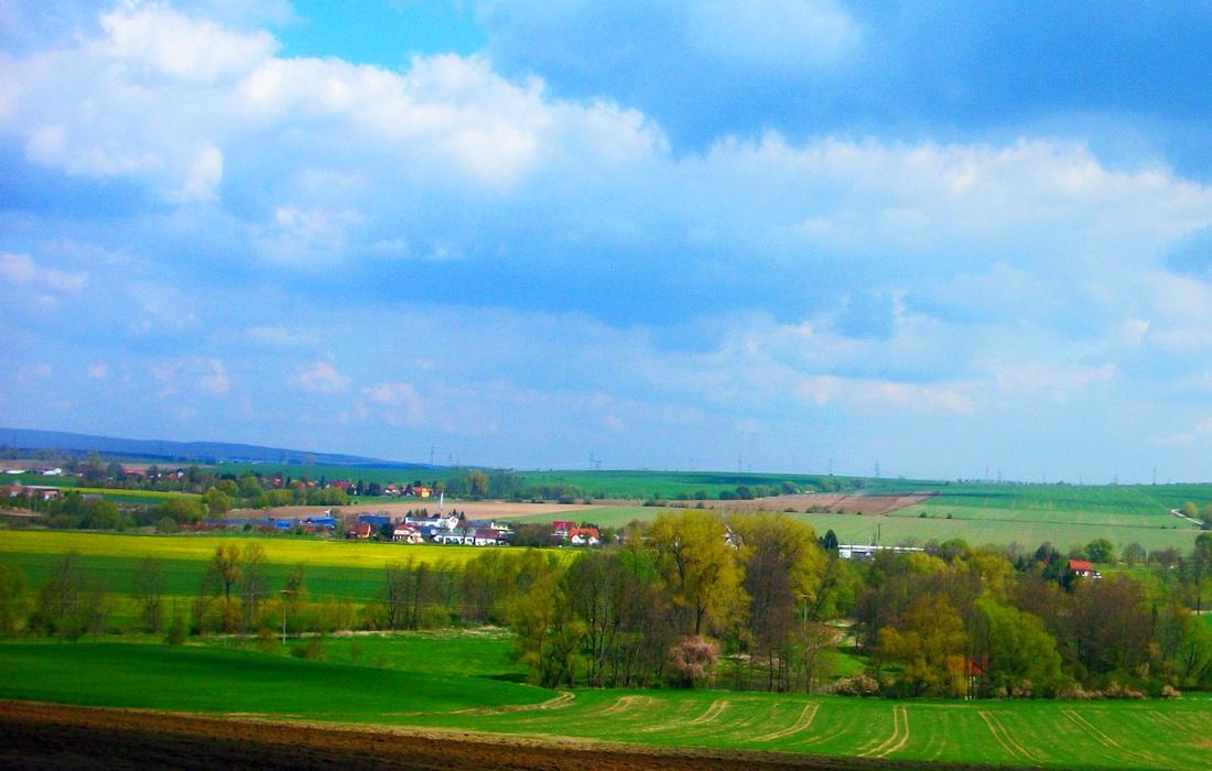 Тюрингия - Зелёное сердце Германии