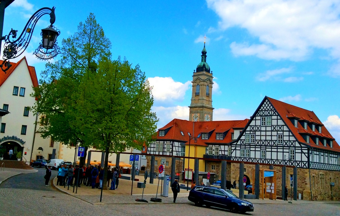 Марктплатц (Marktplatz)