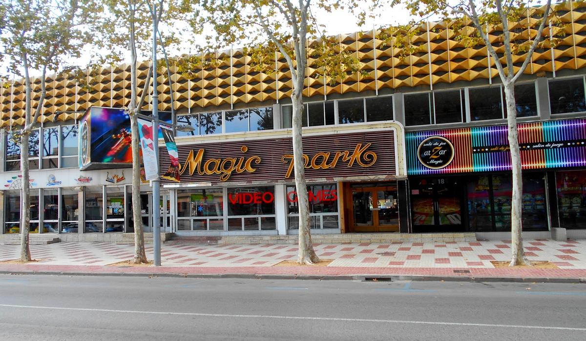 magic park - spain