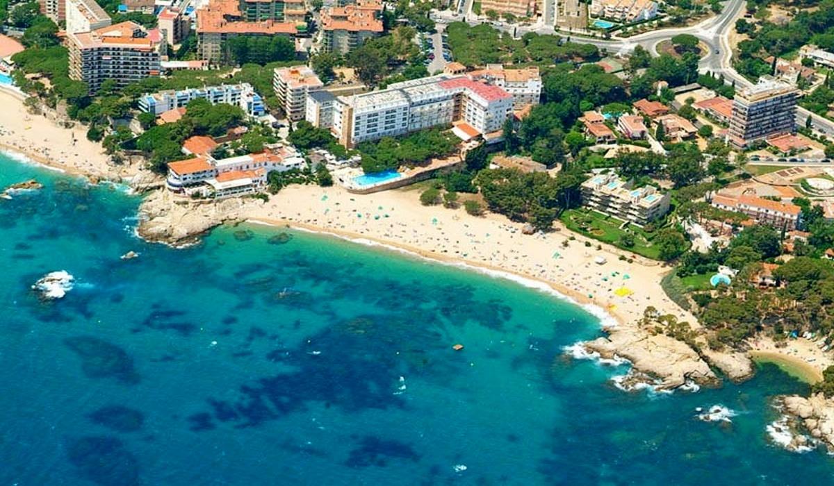 пляж Cala Rovira