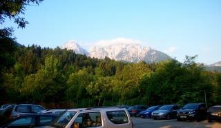 горы.Тарвизио.Италия