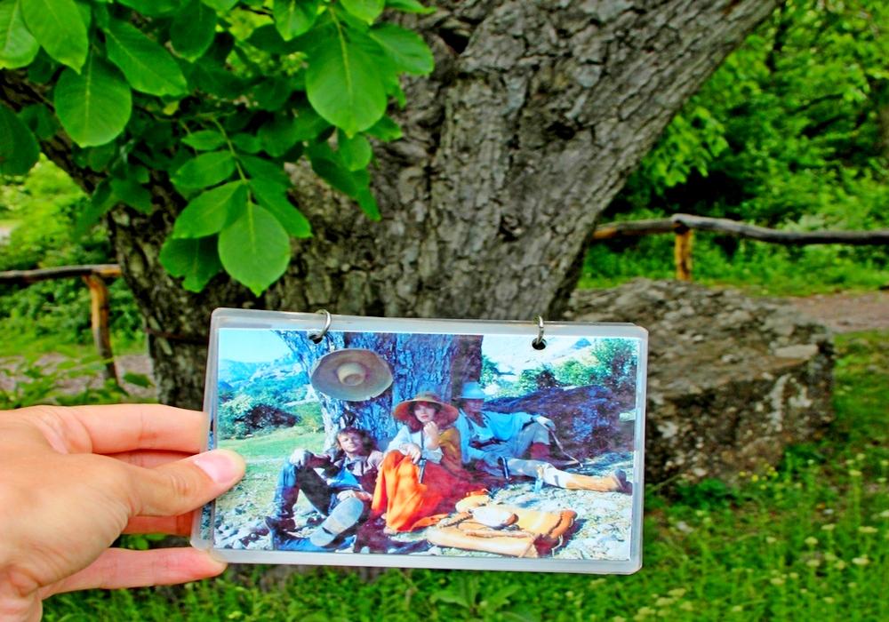 Сердца трех - долина привидений, Крым
