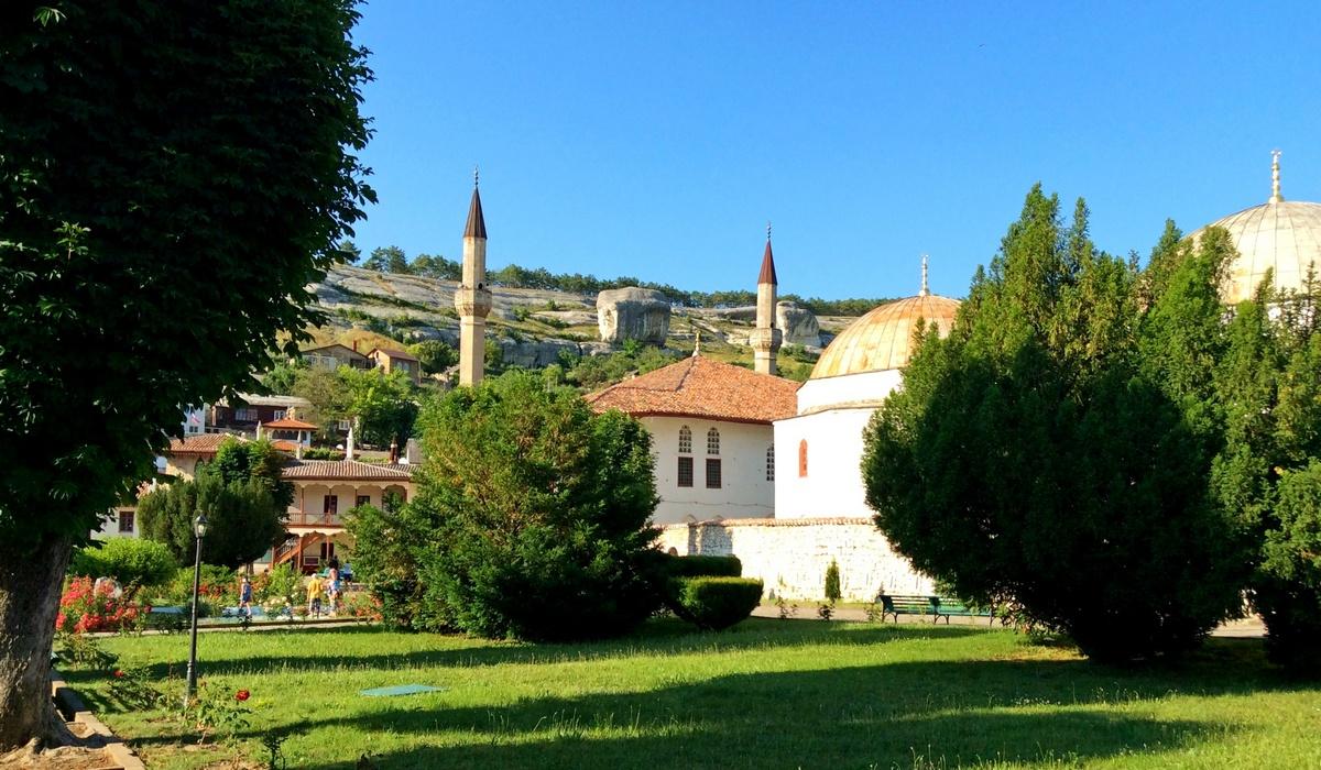 ханский дворец-Бахчисарай