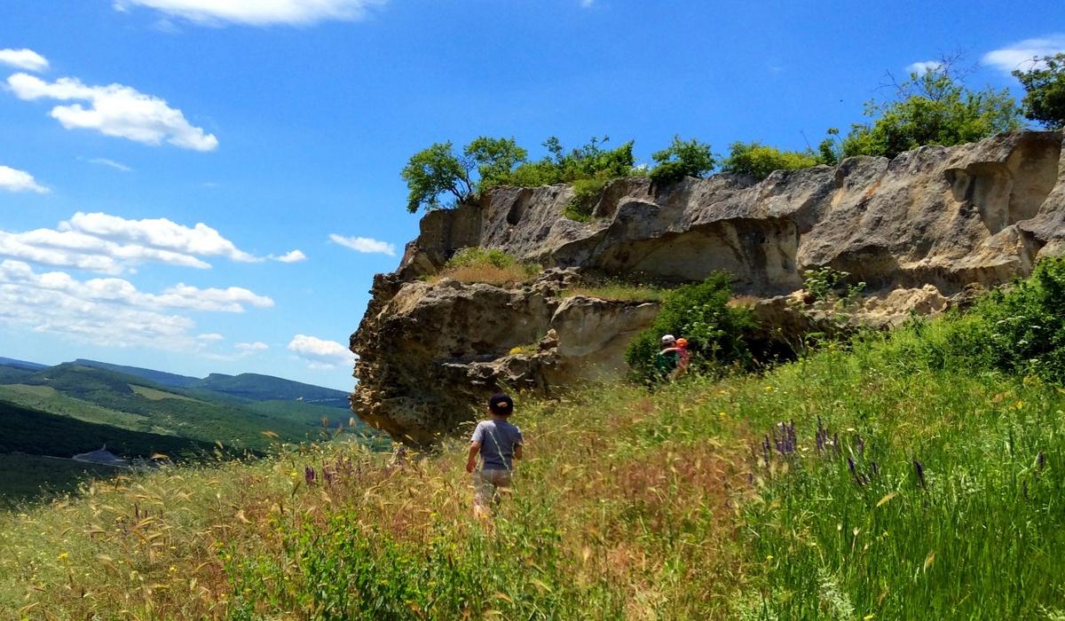 пещерные города - Бахчисарай
