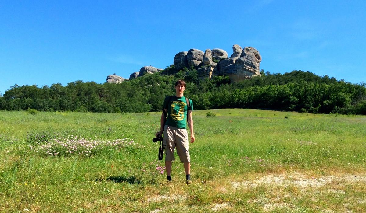 каралезская долина - крым