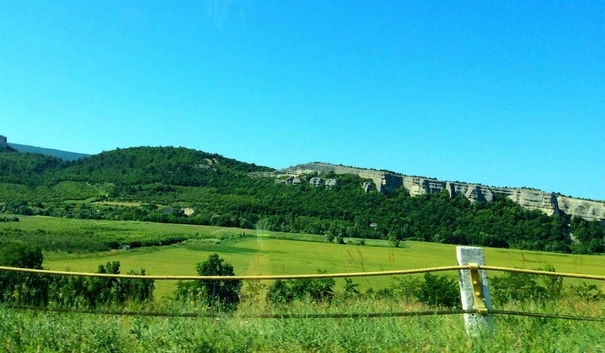 каралезская долина