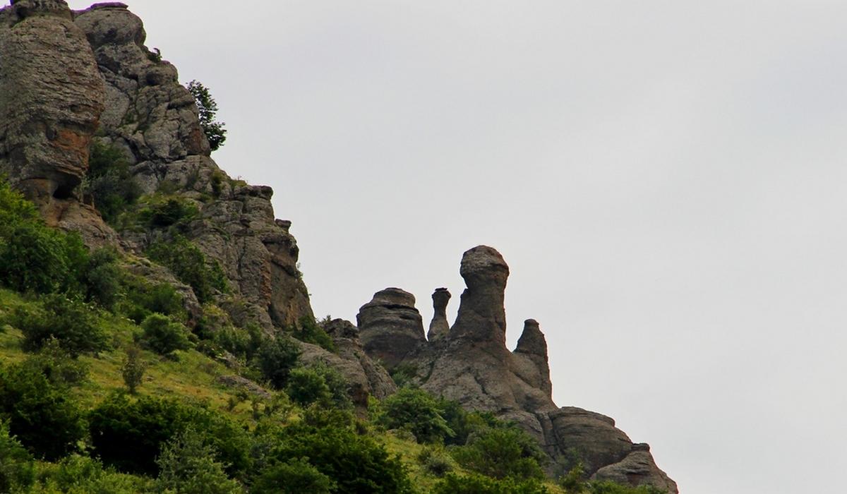 Вицин, Моргунов и Никулин - Крым