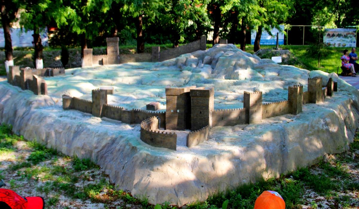 парк миниатюр - Бахчисарай